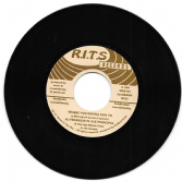 AJ Franklin ft UK Principal - Where You Gonna Run To / version (RITS) 7""